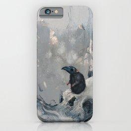 Oops (plague doctor rat) iPhone Case