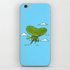 The Super Pickle iPhone & iPod Skin