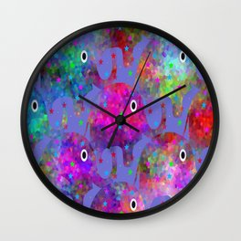 Star Of The Show Wall Clock