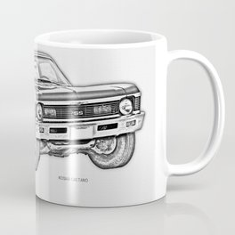 1968 Nova Coffee Mug