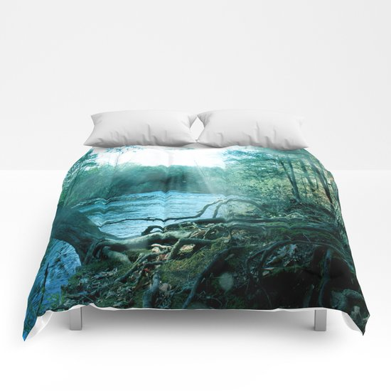 woods  Comforters