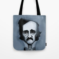 Mr. Alan Poe Tote Bag