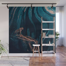 Leopard Spotted Wall Mural