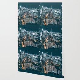 Toronto by night - City at night Wallpaper