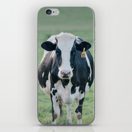 Number 825 iPhone & iPod Skin