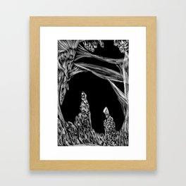 At An Impass Framed Art Print