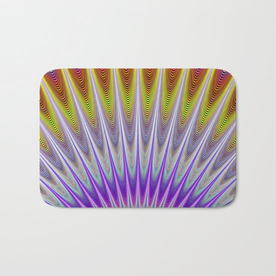 Morning of a spectacular day Bath Mat