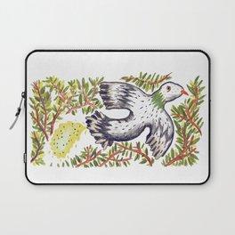 Lola the Pigeon Laptop Sleeve