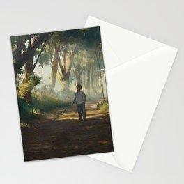 Familiar #8 Stationery Cards