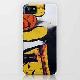 Stretched iPhone Case
