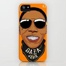 Vybz 2 iPhone Case