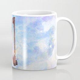 Harp girl 2: Music at night Coffee Mug