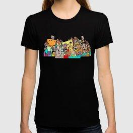 WHPK Saturday [COLOR VERSION] T-shirt
