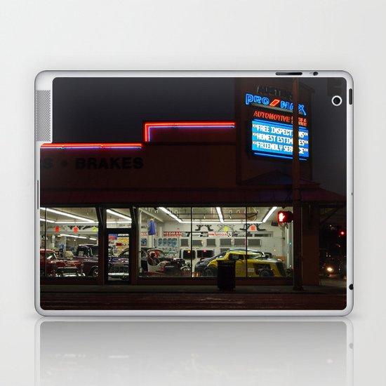 South Tacoma corner Laptop & iPad Skin