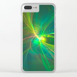Compound Clear iPhone Case