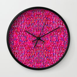 globular field 13 Wall Clock