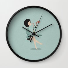 GO and GET it Wall Clock