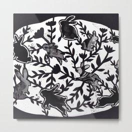 Benjamin Metal Print