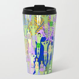 Solar Martian Green Suntan City Travel Mug