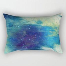 Veil of Infinity Rectangular Pillow