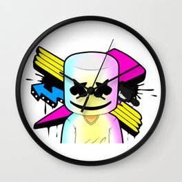 marsmello's Wall Clock