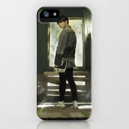 Sick of this Fake Love iPhone Case