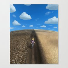 Sow and Reap Canvas Print
