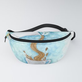 Hello darkness, my old friend Fanny Pack