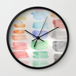 Gentel Water Pattern Wall Clock