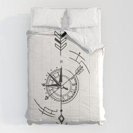 Arrow Compas Time Comforters
