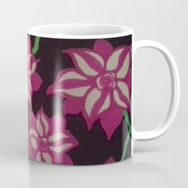 Night Blooming Dahlia Coffee Mug