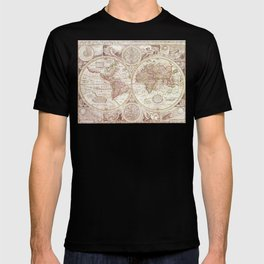An Accurate Map T-shirt