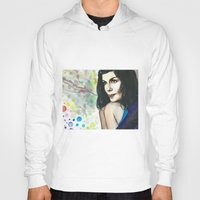 amelie Hoodies featuring Amelie by Jessis Kunstpunkt.