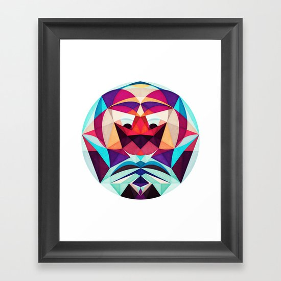 Well, This Is Weird Framed Art Print