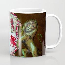 The Pullman Shield Coffee Mug