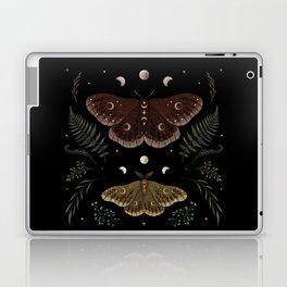 Saturnia Pavonia Laptop & iPad Skin