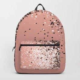 Cali Summer Vibes Lady Glitter #9 #shiny #decor #art #society6 Backpack