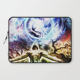 I am a Son of Earth and Starry Heaven Laptop Sleeve