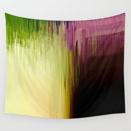 Raining Colors Wall Tapestry