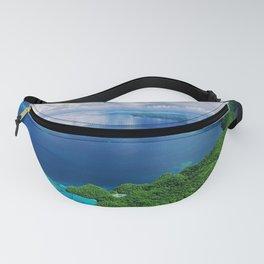 WOW!!! PALAU!! Tropical Island Hideaway Fanny Pack