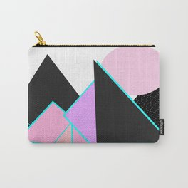 Hello Mountains - Moonlit Adventures Carry-All Pouch