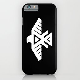 Thunderbird flag - Inverse iPhone Case