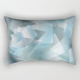 Abstract 208 Rectangular Pillow