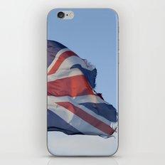 Britain iPhone & iPod Skin