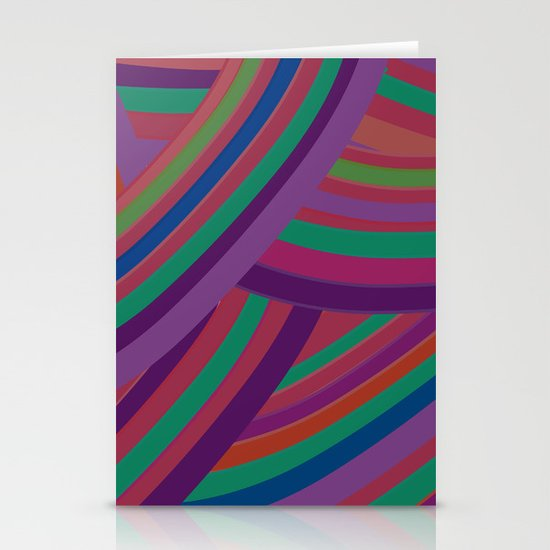 Wave of the future Stationery Cards