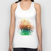 venice Tank Tops featuring Venice by GingerRogers