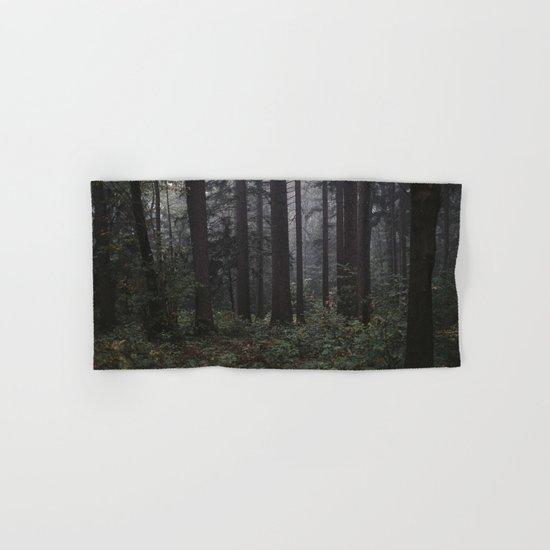 Dark Woods Photography Hand & Bath Towel