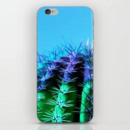 Colorful Cacti #2 iPhone Skin