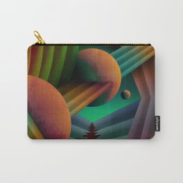 Planet Path Carry-All Pouch