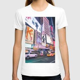 New York Neon Jungle T-shirt